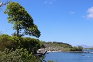 Bantry Bay from Bantry Garden, County Cork, Ireland