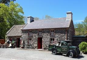 Molly Gallivans Visitor Centre - half way between Kenmare and Glengarriff on the Beara peninsula - Ireland