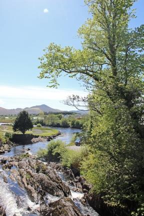 In Sneem, Ring of Kerry, Ireland