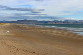 Inch Beach, Dingle Peninsula, Ireland