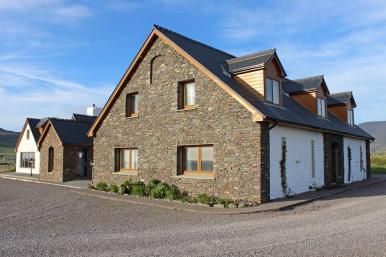 Gorman's Clifftop House, Dingle Peninsula, Ireland