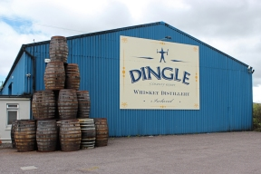 Dingle Whiskey Distillery, County Kerry, Ireland