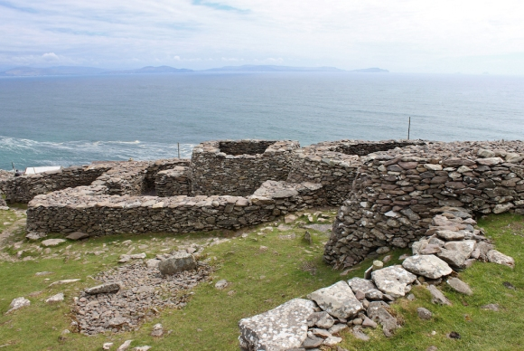 Fahan Beehive Huts (Glenfahan), Dingle Peninsula, Ireland