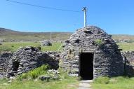 Beehive Huts Fahan Group, Dingle Peninsula, Ireland