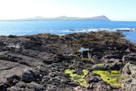 View from the coast close to the Wine Strand on the Three Sisters - Dingle Peninsula - Ireland