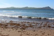 View from the Wine Strand on The Three Sisters - Dingle Peninsula - Ireland