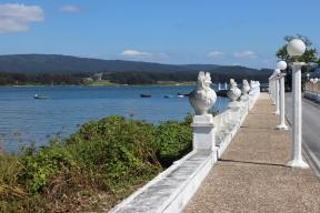 Promenade on Isla de La Toja