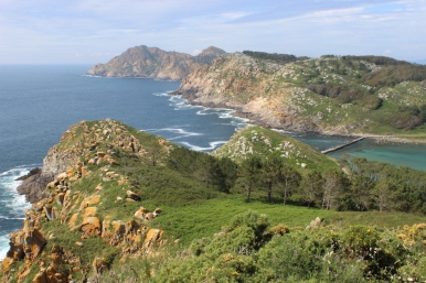 Islas Cies, Galicia, Spain