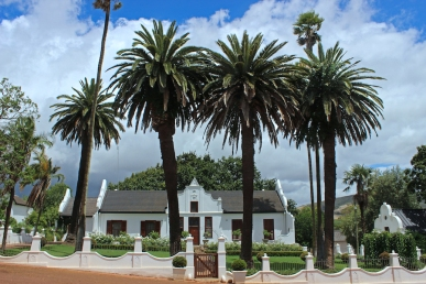 Diemersdal Wine Estate, Durbanville Region, South Africa