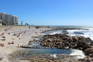 Sea Point Beach, Cape Town, South Africa