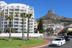 Peninsula All Suite Hotel with Lion's Head, Cape Town, South Africa