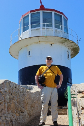Old Cape Point Lighthouse, South Africa