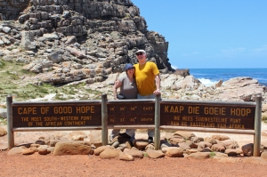 At the Cape of Good Hope - South Africa