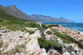 Hottentots Holland Mountains, Western Cape, South Africa