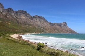 Coastline between Gordons Bay and Betty's Bay, Western Cape, South Africa