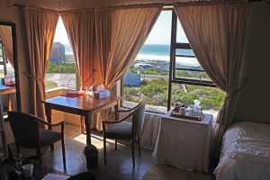 Honeymoon Suite, Oceanview Guesthouse in Struis Bay (Struisbaai), Western Cape, South Africa