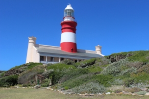 Cape Agulhas Lighthouse, L'Agulhas, Western Cape, South Africa
