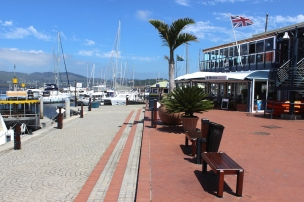 Berlin Pub and Restaurant at Knysna Waterfront - Knysna - South Africa