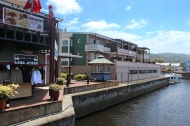 At the Knysna Quays - Knysna - South Africa