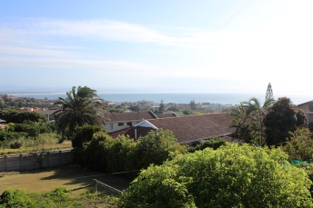View from Stone Olive Guesthouse - Jeffreys Bay - South Africa