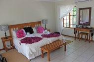 Our room at De Old Drift Guest Farm - Addo - South Africa
