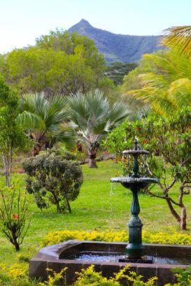 La Rhumerie de Chamarel Gardens
