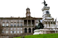 Palacio da Bolsa or Stock Exchange Palace in Porto