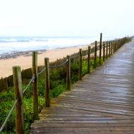 Praia da Granja (Farm beach) in Espinho
