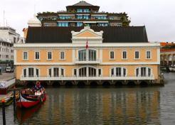 Assembleia Municipal de Aveiro - Edifício da Capitania. Aveiro Municipal Assembly Captaincy Building