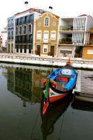 Moliceiro boat - Gondolas. Canals. Aveiro