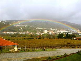 Quinta da Pacheca Wine House Hotel Rainbow