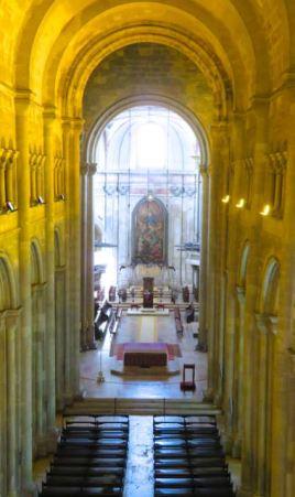 Lisbon Cathedral, Sé de Lisboa, Altar, Portugal