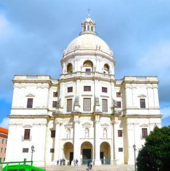 National Pantheon, Panteão Nacional, Church of Santa Engrácia, Igreja de Santa Engrácia, Lisboa, Lisbon, Portugal