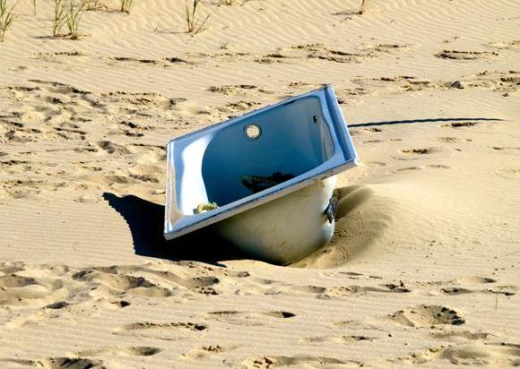 Troia Peninsula, Troia Beach, Sado Estuary, Praia de Troia, Portugal