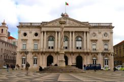 Lisbon City Hall, Praça do Município, Municipal Square, City Square, Lisbon, Lisboa, Portugal