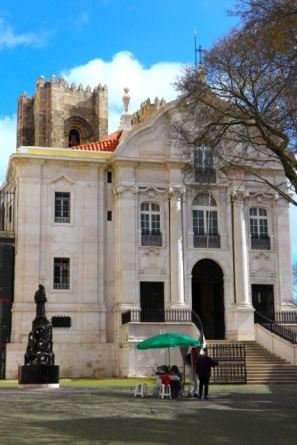 Igreja de Santo António de Lisboa, Church of Saint Anthony of Lisbon, Birthplace of Saint Anthony, Portugal