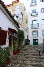 Alfama, Alfama District, Lisbon, Lisboa, Portugal