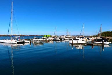 Marina Troia, Troia Peninsula, Troia Beach, Sado Estuary, Praia de Troia, Portugal